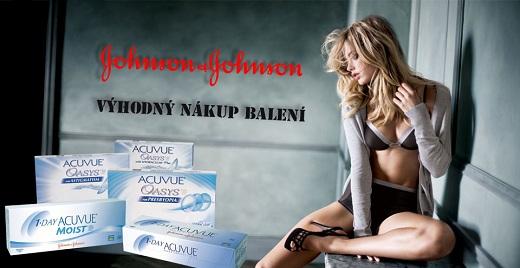 akce Johnson & Johnson