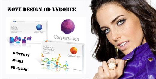 Cooper Vision mění svoji podobu...