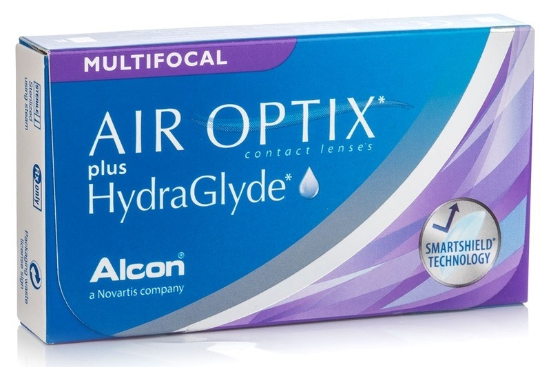AIR OPTIX™AQUA MULTIFOCAL