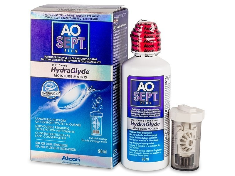 oztok AOSEPT PLUS HydraGlyde 90ml