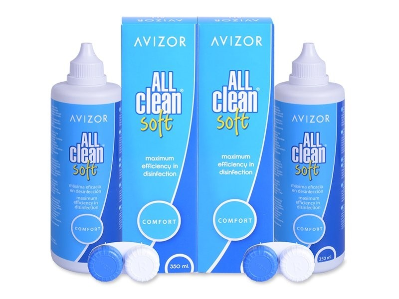 All Clean Soft 2x 350 ml