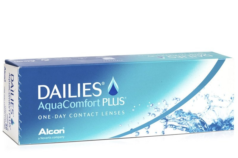 DAILIES® AquaComfort Plus™