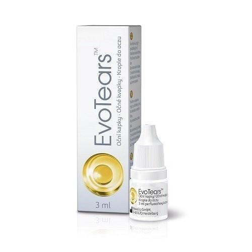 oční kapky EvoTears 3 ml