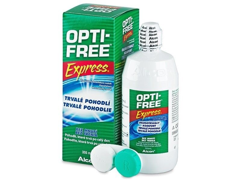 roztok OPTI-FREE Express 355ml