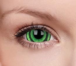 CRAZY Green goblin 17mm (1 roční čočka)