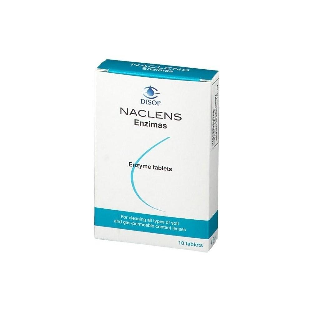 Disop Naclens Enzimas 10 tablet