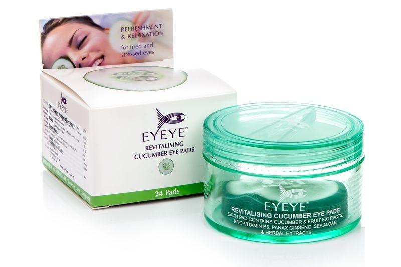 Eyeye revitalizační okurkové oční polštářky (24 ks)