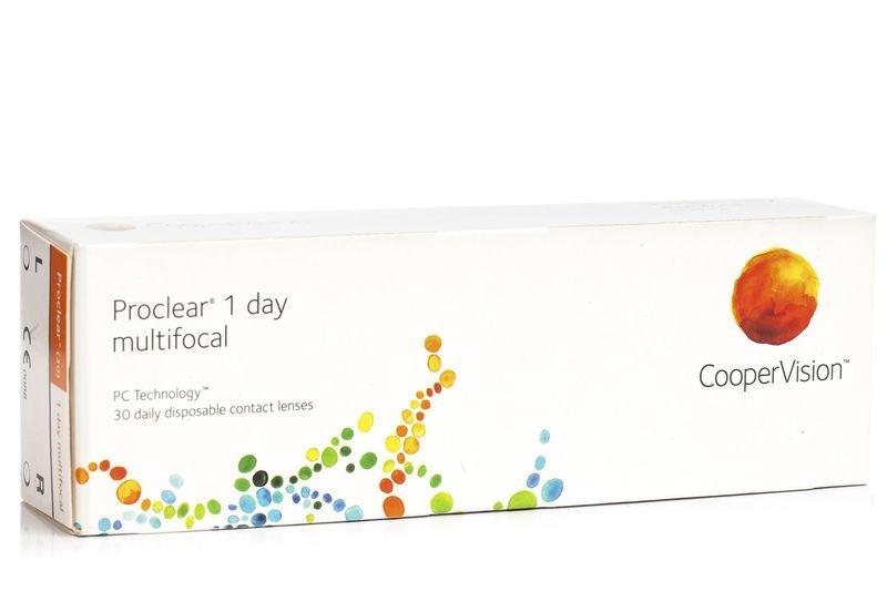 PROCLEAR® 1day (30 čoček)