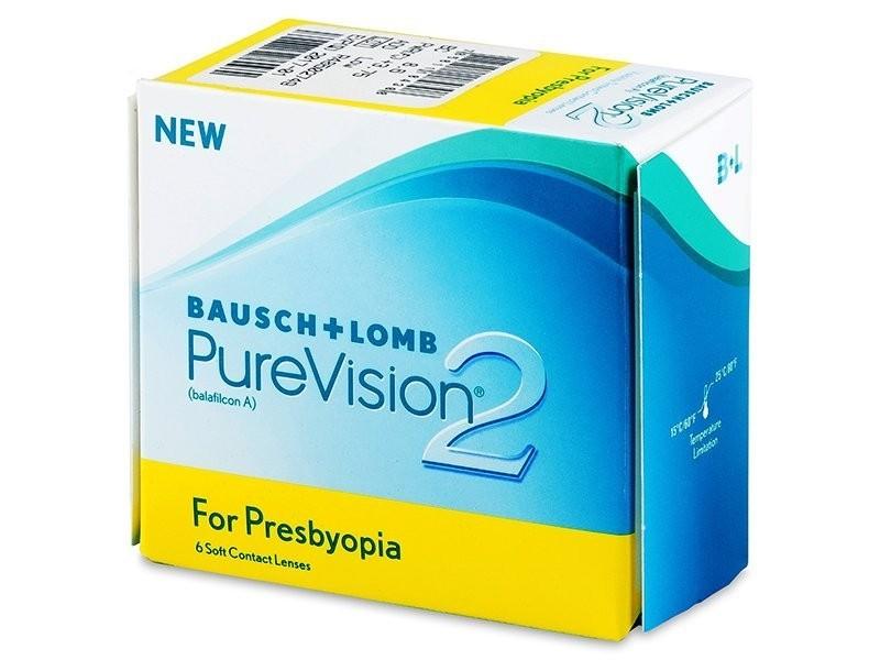PureVision 2 Multi-Focal (6 čoček)