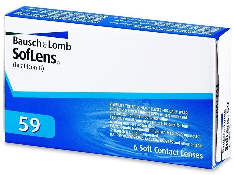 SofLens 59 (6 čoček)