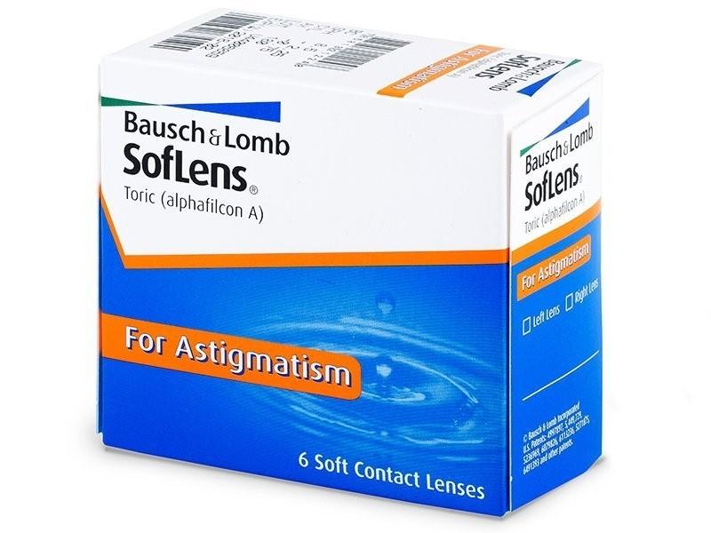 SofLens Toric (6 čoček)