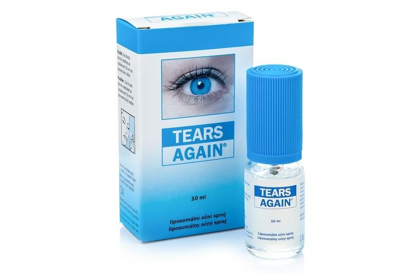 oční kapky Tears Again 10ml