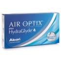 Air Optix Plus Hydraglyde 6 čoček