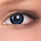 barevné čočky nedioptrické BIGEYES cool blue (2 čočky)