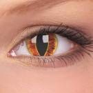 barevné čočky CRAZY saurons eye