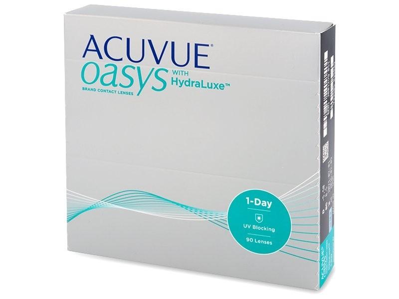 811b828e1 Max-Optik kontaktné šošovky - Acuvue Oasys 1-Day (90 čoček) - Očná ...