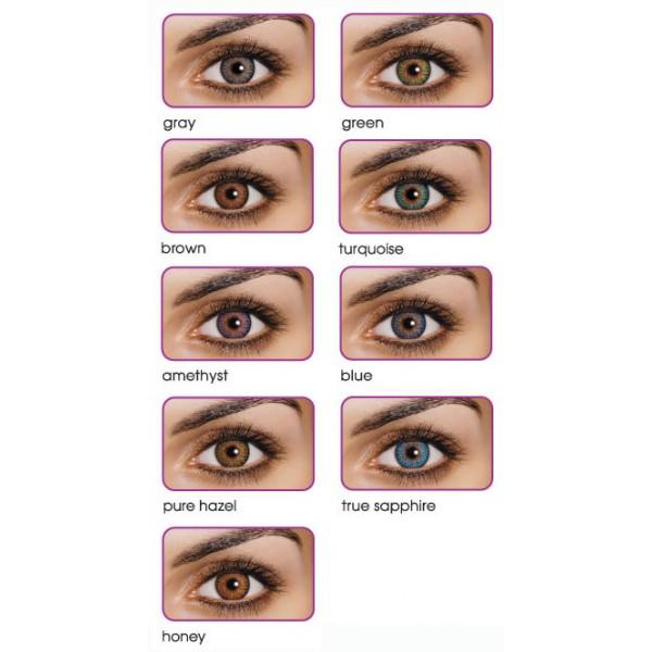 Max-Optik kontaktné šošovky - Freshlook® ColorBlends® (2 čočky ... 0126bae8630
